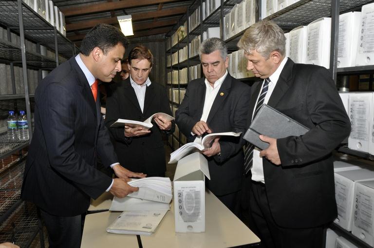 Integrantes da CPI encontram dados divergentes sobre licitação na Linha Verde