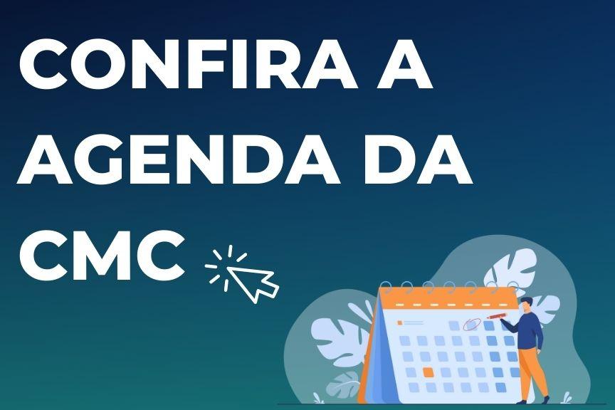Banner auxiliar Agenda CMC 2
