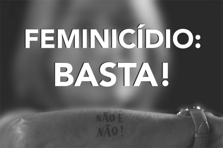 """Dia da Mulher: Vereadoras dizem """"basta"""" ao feminicídio"""