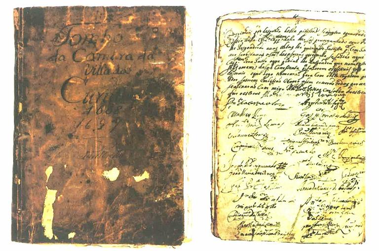 """Câmara de Curitiba (1693-1828): Os """"Homens-Bons"""""""