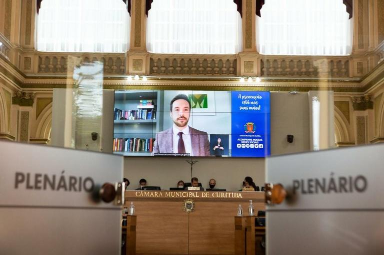 Audiência de Finanças: CMC e secretário debatem desafios de Curitiba