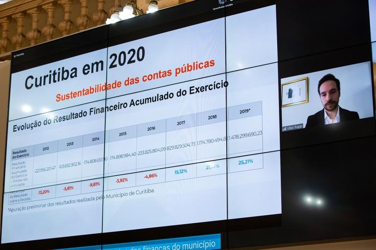 Audiência de Finanças: com nota A, Curitiba é bem avaliada pelo Tesouro Nacional