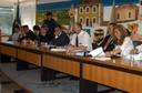 Autoridades e comunidade discutem o Plano Diretor