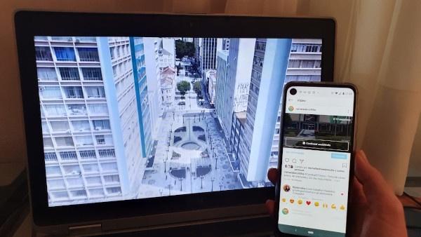 Câmara comemora aniversário com vídeo em homenagem à cidade