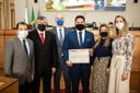 Câmara de Curitiba comemora o Dia do Auditor Fiscal de Tributos Municipais