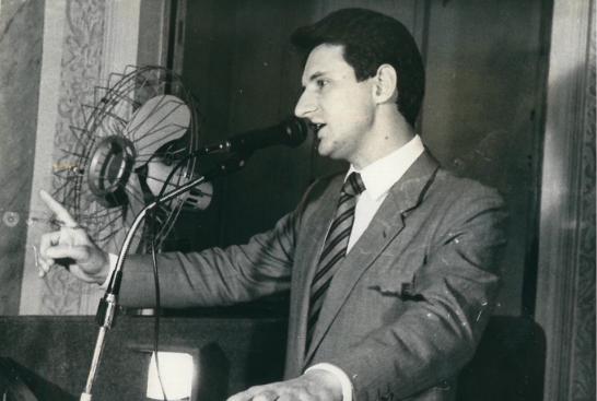 Câmara de Curitiba lamenta o falecimento do ex-vereador Paulino Pastre