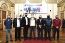 Câmara homenageia 150 guardas municipais por segurança de sessões