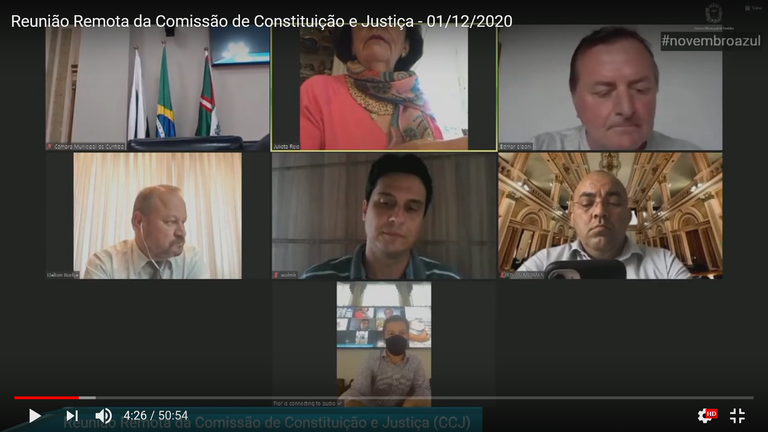 """CCJ """"congela"""" sustação de decreto sobre parcelamento do solo em Curitiba"""