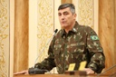 Cidadania Honorária ao General Penteado será entregue em sessão solene