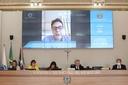 Comissão de Saúde apresenta balanço do primeiro mês contra covid-19