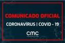 Coronavírus: medidas restritivas na CMC prorrogadas até janeiro de 2021