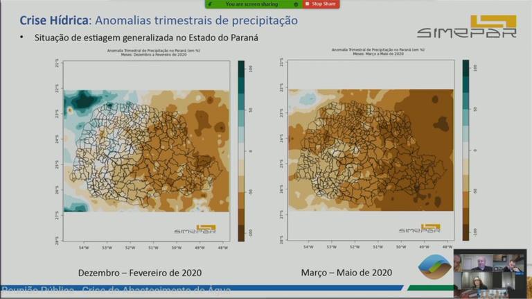 Crise hídrica: especialistas apelam para consumo consciente