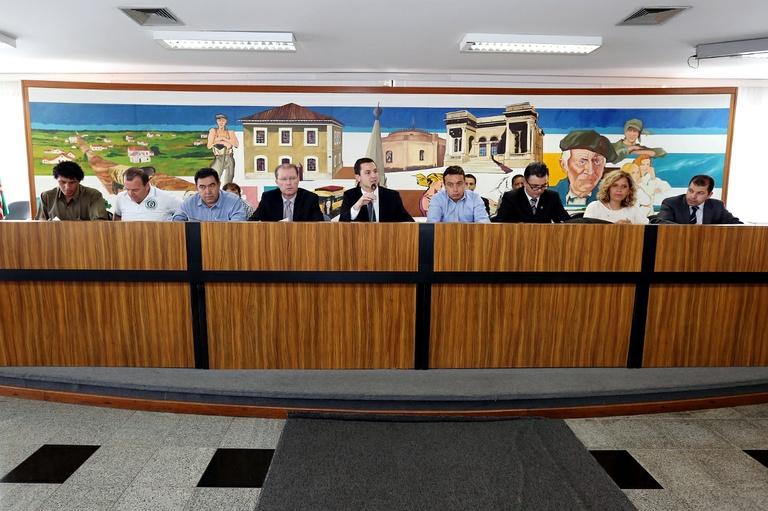 Eleitos candidatos da lista tríplice para ouvidor de Curitiba