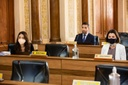 Em 1º turno, CMC aprova educação como serviço essencial