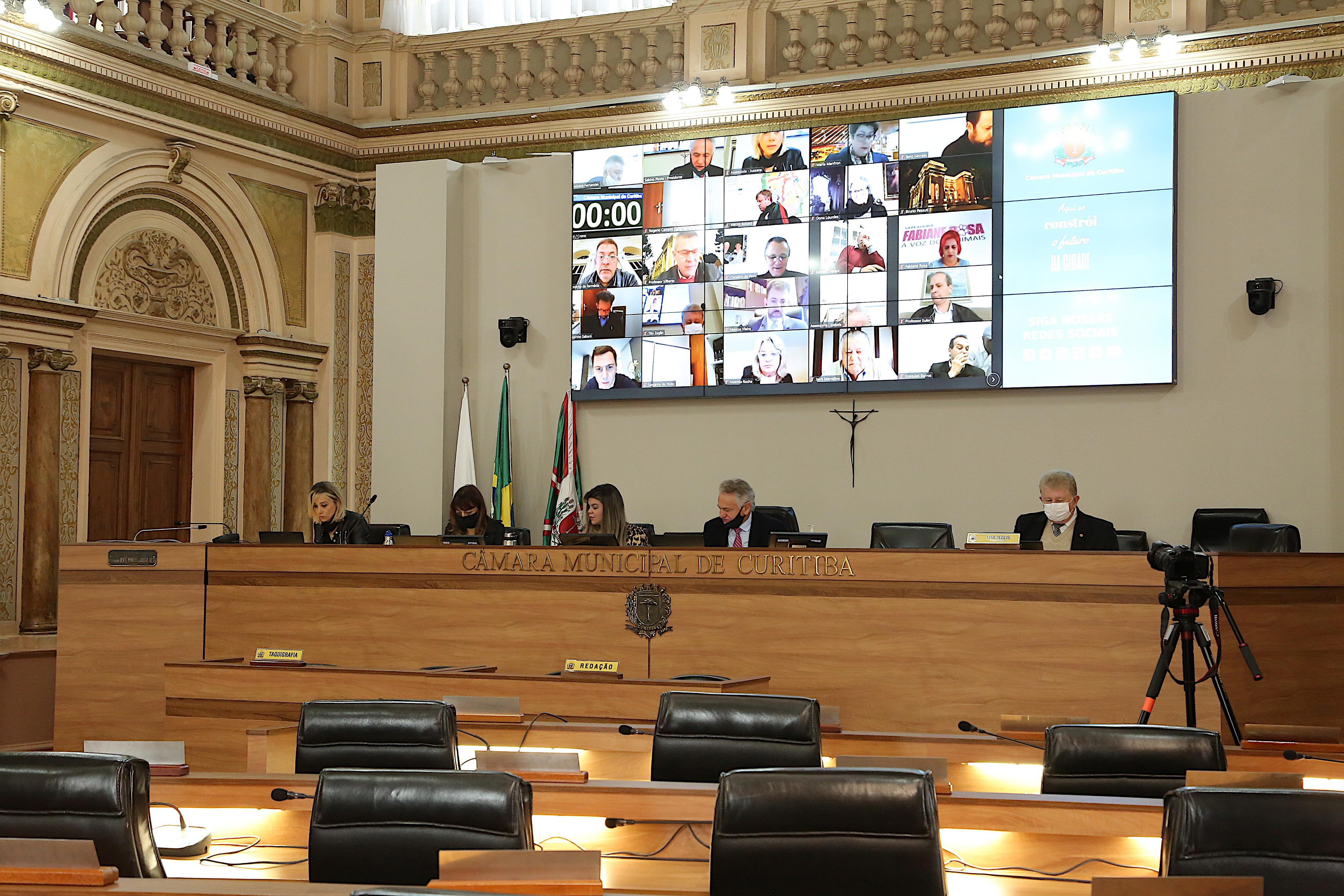 Em indicações ao Executivo, vereadores debatem restrições a atividades