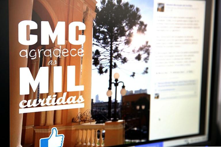 Facebook da CMC fecha 2014 com mais de mil curtidas