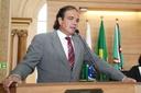 Felipe Braga Côrtes reassume cadeira de vereador