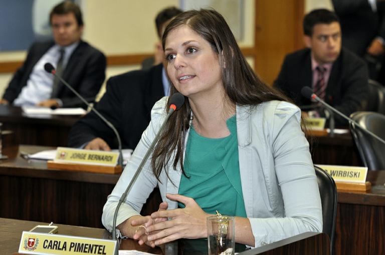 Frente Parlamentar pede informações sobre calçadas de Curitiba