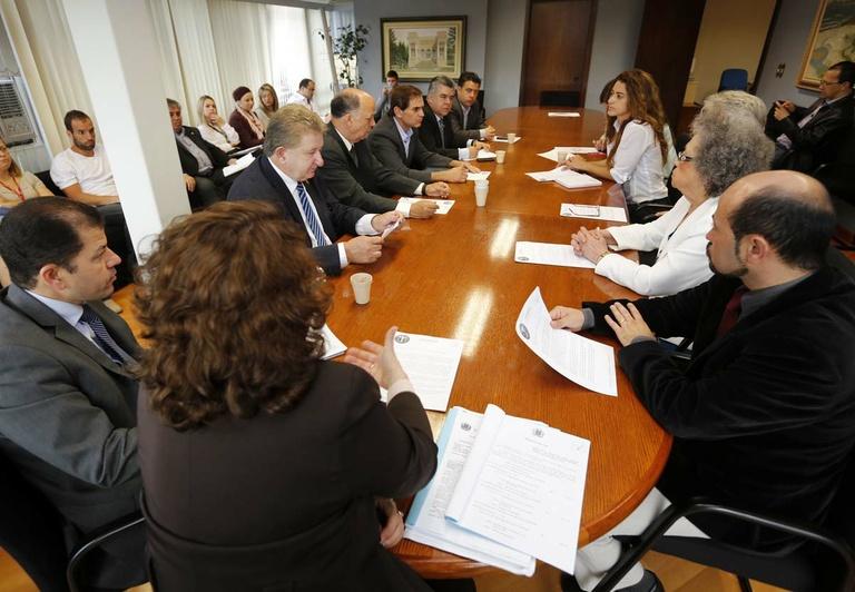 Guarda Municipal apresenta reivindicações aos vereadores