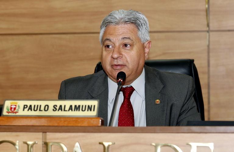 Na LOA, Salamuni garante R$ 110 mil para academias híbridas