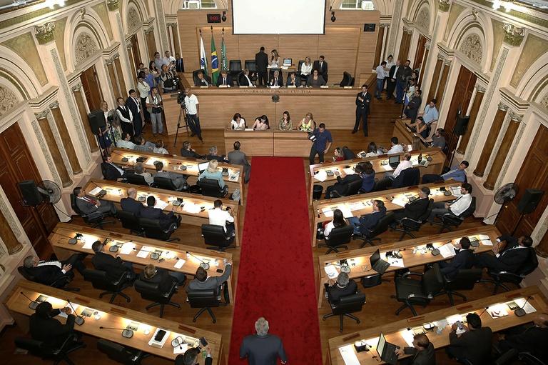 Notas de Plenário II - Sessão ordinária de 16 de dezembro