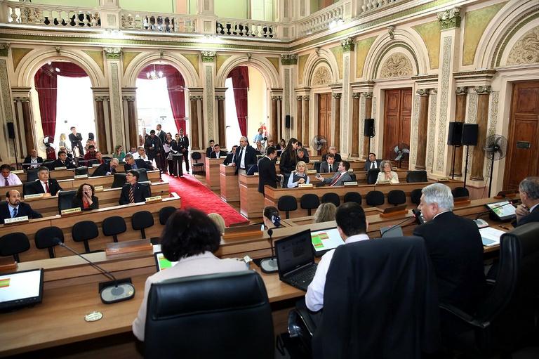 Notas de Plenário II - Sessão ordinária de 20 de outubro