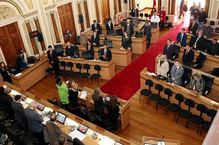 Notas de Plenário - Sessão ordinária de 23 de setembro