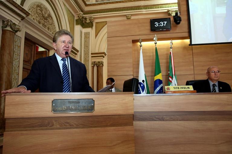 Notas de Plenário - Sessão ordinária de 29 de outubro