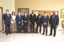 Nova direção do TJ-PR reafirma desejo de parcerias com a Câmara de Curitiba