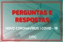 Novo coronavírus: confira perguntas e respostas