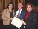 Operário Padrão recebe reconhecimento da Câmara
