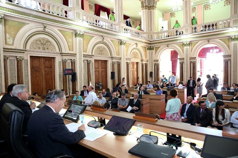 Orçamento de R$ 7,3 bi é aprovado pela CMC em segundo turno