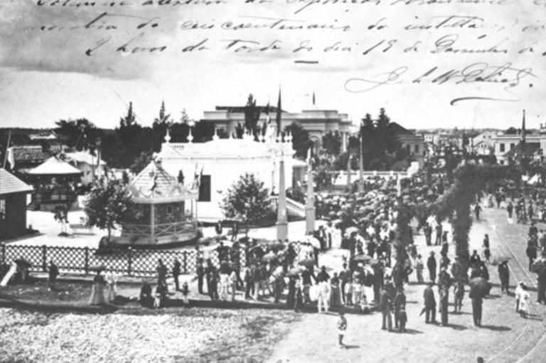 Os presentes dos primeiros 50 anos do Paraná emancipado