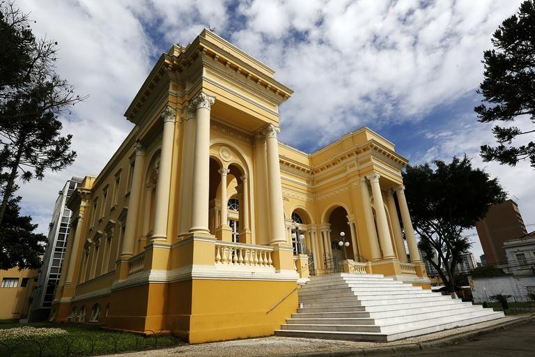 Palácio Rio Branco será reinaugurado nesta quinta-feira
