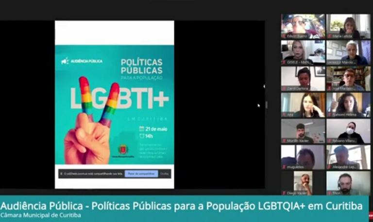 Pedido por Casa de Acolhimento LGBTI+ sobressai em audiência