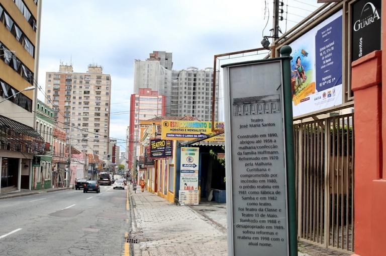 Prefeitura de Curitiba quer regulamentar ajuda federal à Cultura