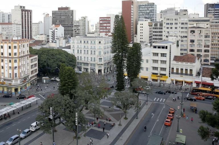 Prêmio a edificações com uso misto será votado segunda-feira em Curitiba