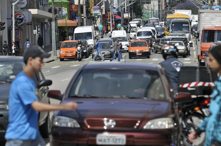 Proposta cobrança de prejuízos por acidentes de trânsito