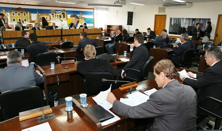 Requisitada divulgação online das votações no Legislativo
