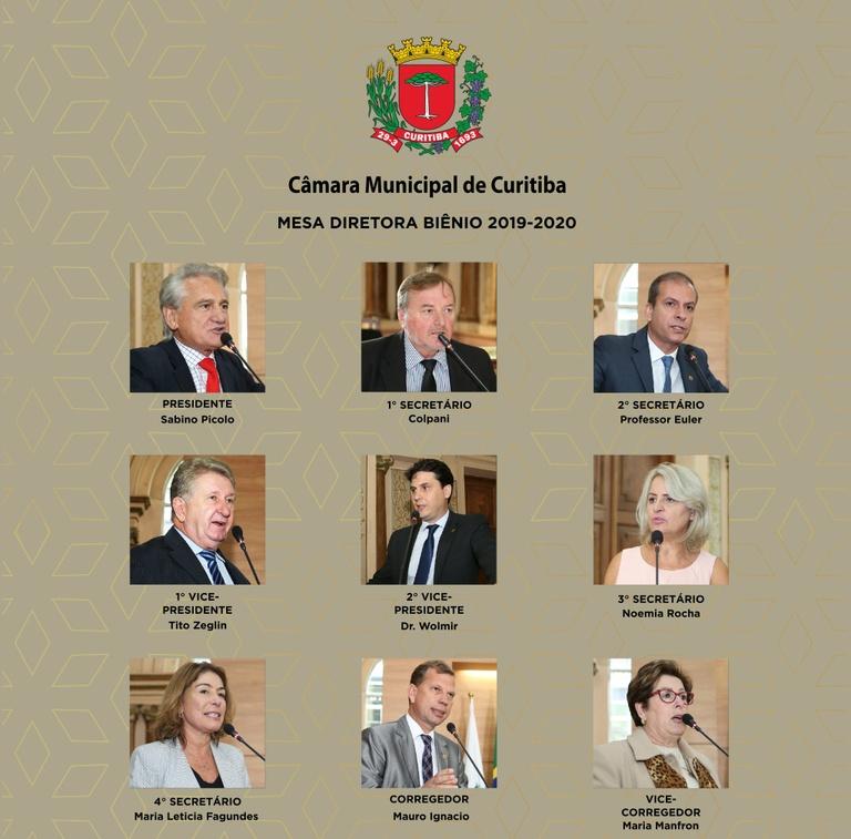 Sabino Picolo é o novo presidente da Câmara