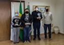 Servidores da Câmara de Curitiba são premiados em concurso de fotografia