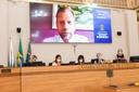 Sugeridos Central de Informações Covid e Fundo Municipal do Esporte