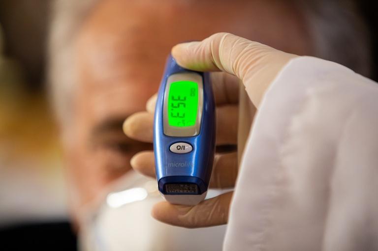 Termômetro infravermelho pode se tornar obrigatório em comércio