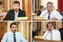 Thiago Ferro é o único vereador licenciado a reassumir vaga na Câmara