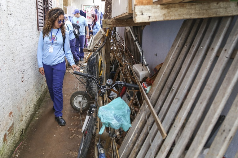Tribuna Livre apresenta demandas de agentes de saúde e de endemias
