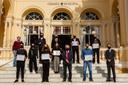 Vencedores do Talento Urbanístico Jovem recebem homenagem na CMC