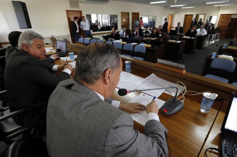 Vereadores confirmam extinção do voto secreto